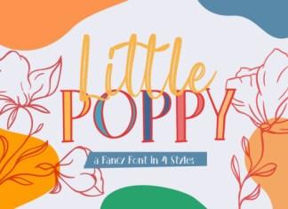 LittlePoppy Font
