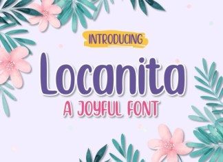 Locanita Font