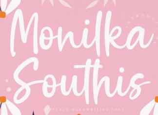 Monilka Southis Font