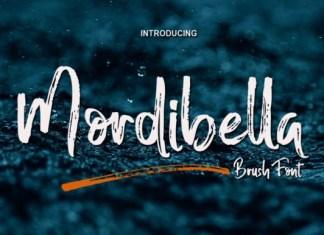 Mordibella Font