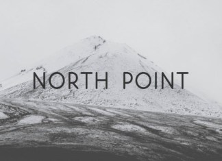 North Point Font