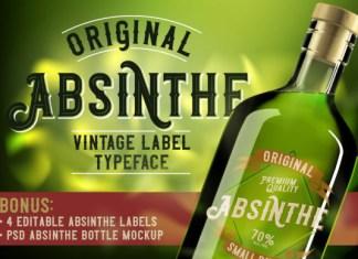 Original Absinthe Font