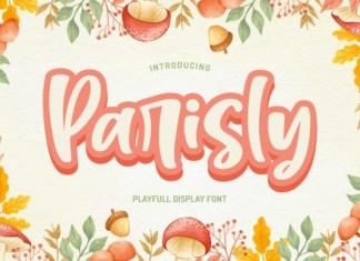 Parisly Font
