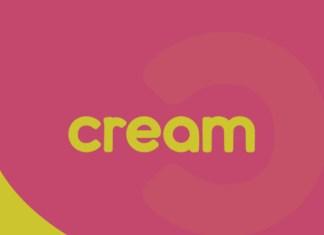 Cream Font