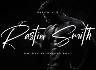 Rastin Smith Font