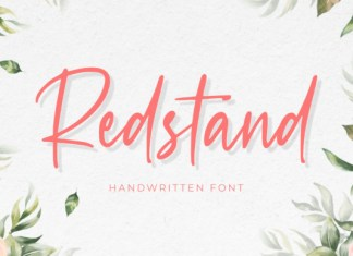 Redstand Font