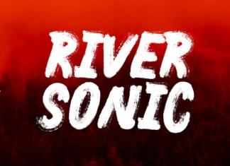 River Sonic Font