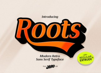 Roots Font