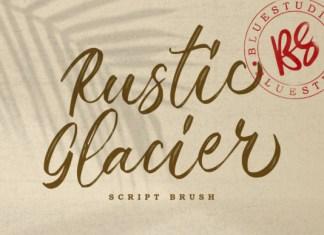 Rustic Glacier Font