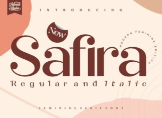 Safira Font