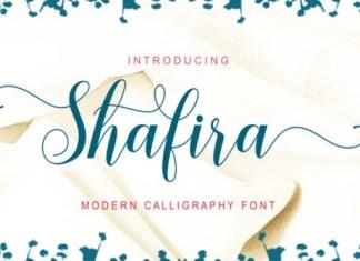 Shafira Font