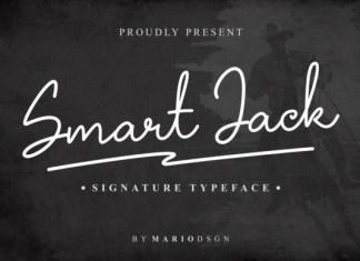 Smart Jack Font
