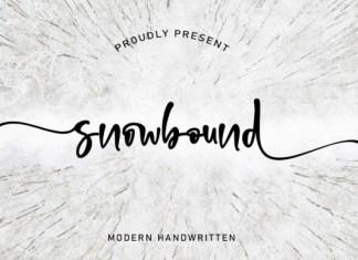 Snowbound Font