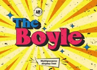 The Boyle Font