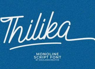 Thilika Font
