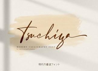 Tsuchiya Font