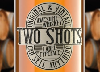 Two Shots Font