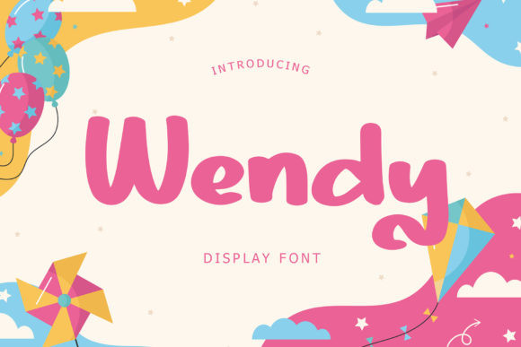 Wendy Font