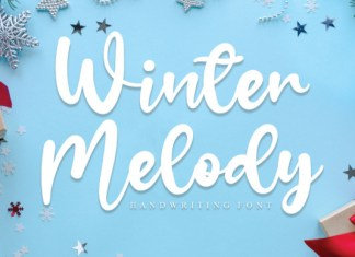 Winter Melody Font
