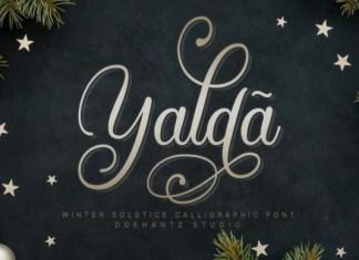 Yalda Font