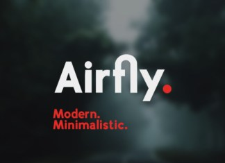 Airfly Font