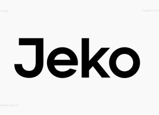 Jeko Font