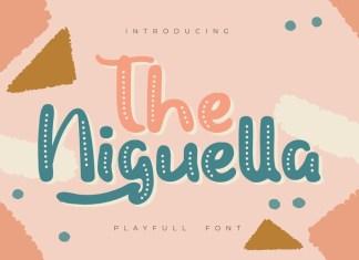 The Niguella Font