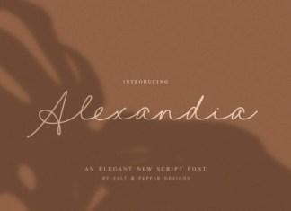 Alexandia Font