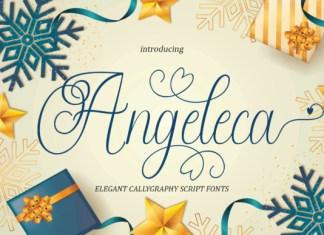 Angeleca Font