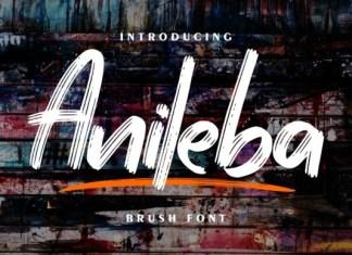 Anileba Font
