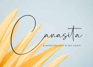 Canasita Font
