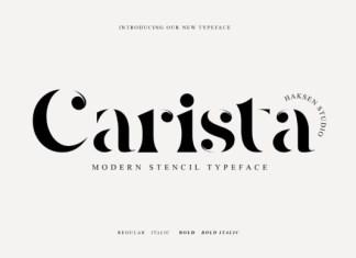 Carista Font