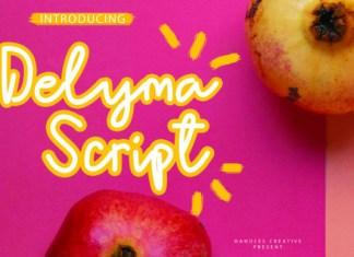 Delyma Font