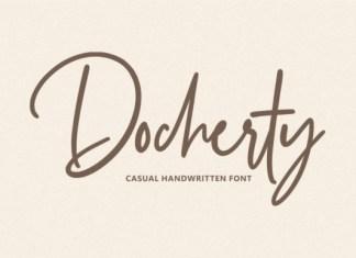 Docherty Font