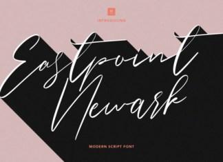 Eastpoint Newark Font