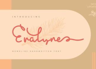 Eralyne Font
