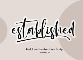 Established Font