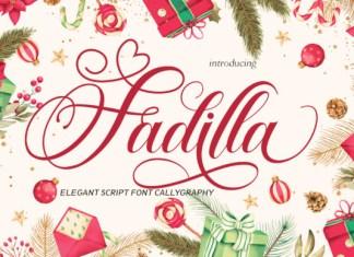Fadilla Font