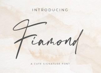 Fiamond Font