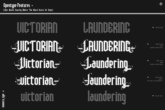 High Rise Font
