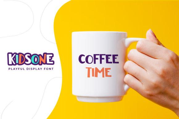 Kidsone Font