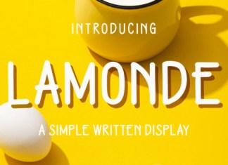 Lamonde Font
