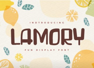 Lamory Font