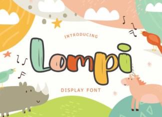 Lompi Font