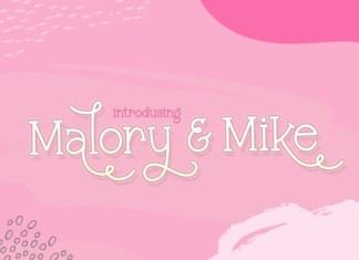 Malory & Mike Font