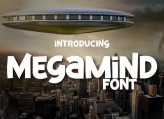 Megamind Font