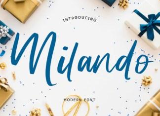 Milando Font