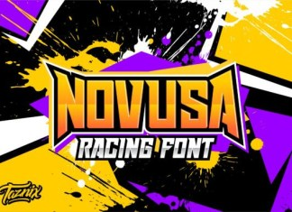 Novusa Font