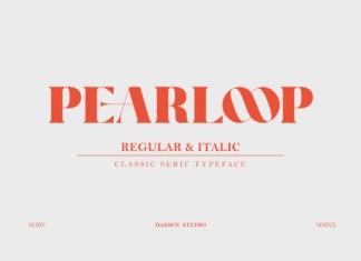 Pearloop Font