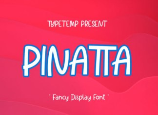 Pinatta Font